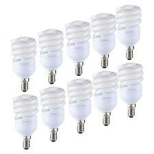 10-pc Lampada A Risparmio Energetico Tornado 12 Watt 827 E14 Philips 12 Watt