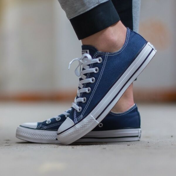 Utile Converse Chuck Taylor All Star M5039, Unisex Adults' Low-top Sneakers, Navy, Size 5.5 D(m) Us | Acquisti Online Su Numerosi In Varietà