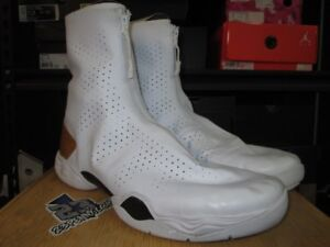 quality design 9847f daf08 Details about SALE AIR JORDAN XX8 28 BAMBOO WHITE BLACK 649501 100 SZ 15  RARE WOOD