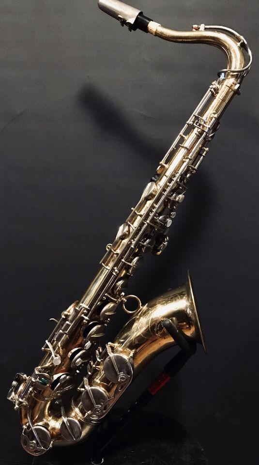 Saxofon, Ida Maria Grassi tenor