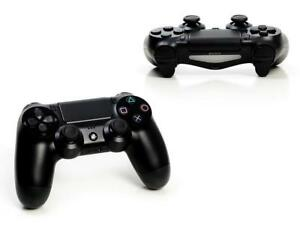 Sony-PS4-Original-DUALSHOCK-4-Schwarz-Wireless-Controller-Gamepad-G