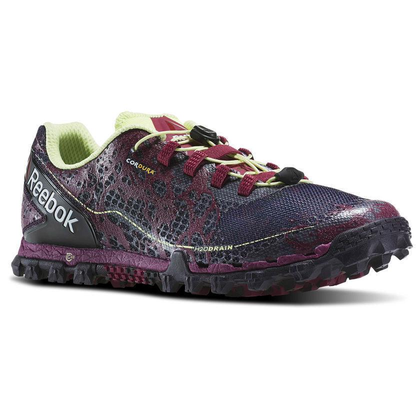 Reebok Women's All Terrain Super OR Runnning Runnning Runnning shoes Size 7.5 us AR0061 3293b6