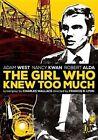 Girl Who KTOO Much 0887090063302 With Adam West DVD Region 1