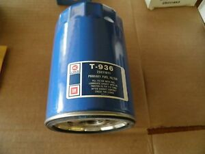image is loading t936-ac-nos-fuel-filter-1993-2002-chevrolet-