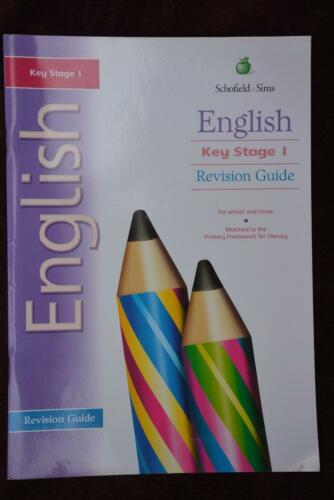 1 of 1 - Basic Skills ENGLISH REVISION GUIDE  Year 1  Schofield & Sims