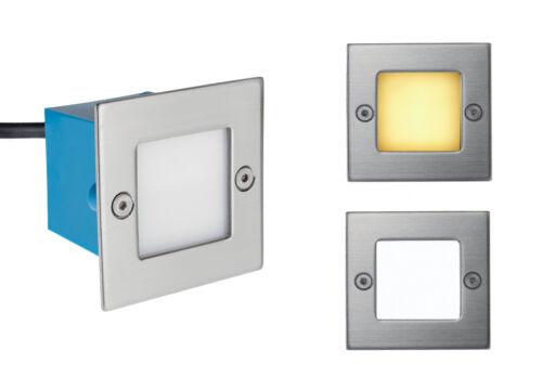 DEL Luminaire d/'Escalier DEL Lampe wandeinbau Janus 1,5 W ip54