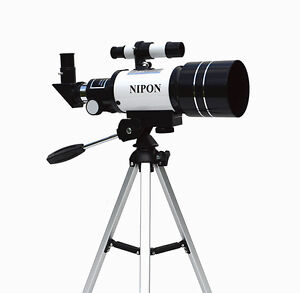 300x70-refrector-telescope-with-finder-scope-on-top-Stargazing-nature-viewing
