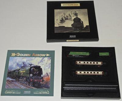 Dolce Atlas Minitrains 1/220 Golden Arrow | 5-mostra Il Titolo Originale