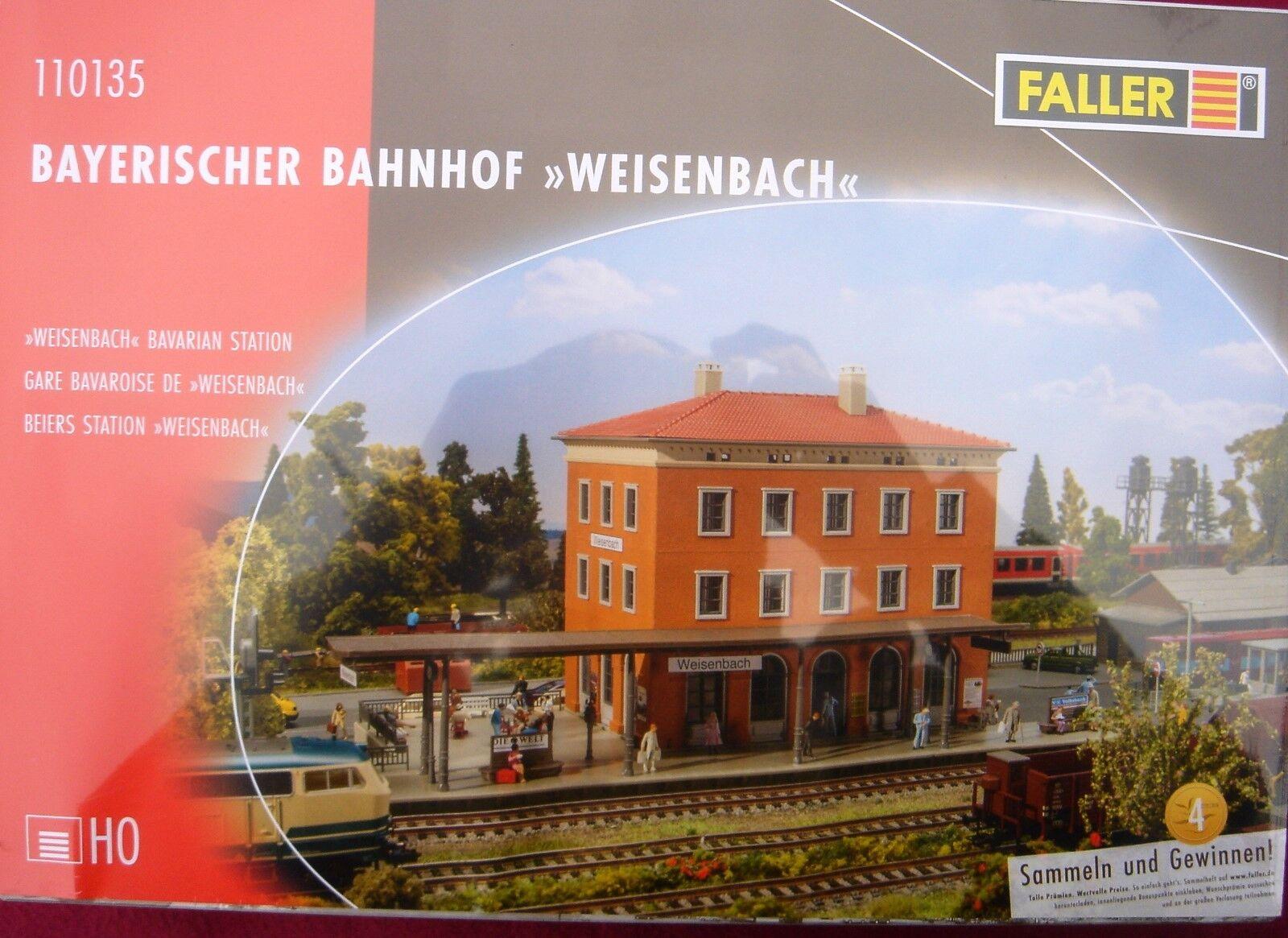 FALLER 110135 BAYERISCHER BAHNHOF  WEISENBACH  HO - NEU    Günstige
