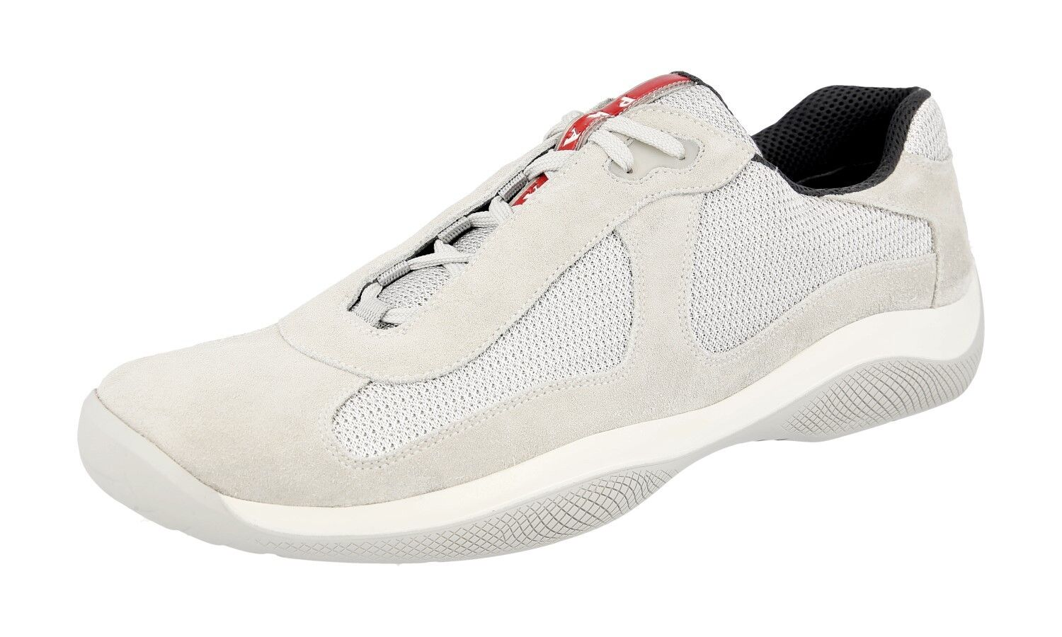 SCARPE PRADA LUSSO  AMERICAS CUP CUP CUP PS0906 TALCO NUOVE 11 45 45,5 0305d9