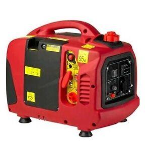 Generatore di corrente ad inverter silenziato 1 0kw for Generatore di corrente lidl
