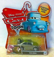 Disney Pixar Cars TOON #33 Kaa Reesu
