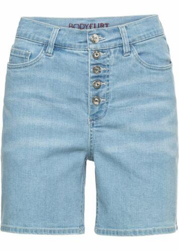 929054 in Blue Bleached 46 Nouveau Jeans Shorts
