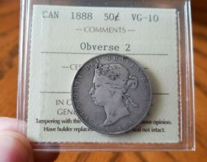 1888-Obverse-2-CANADA-Fifty-50-Cents-Half-Dollar-Coin