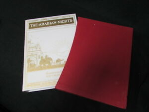 Good-Hardcover-THE-ARABIAN-KNIGHTS-TALES-FROM-THE-THOUSAND-AND-ONE-NIGHTS-FOLI