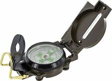 Highlander Military Style Compass Bushcraft Camping hiking walking army cadets