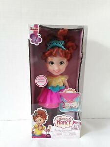 DISNEY-JR-CLASSIQUE-FANCY-NANCY-10-034-DOLL-New-In-Box