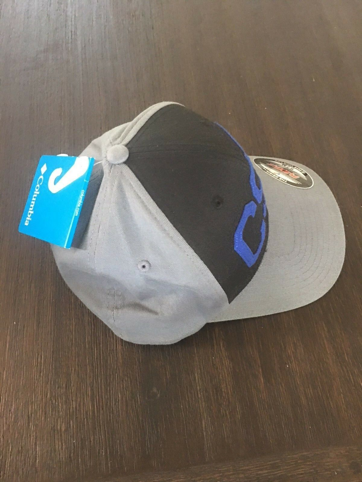 6c4adfe16d38c Columbia Sportswear Portland Ave Cap Hat Gray Black S m Xu0020 010 With Tags  for sale online