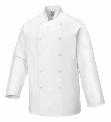 Chef Jacket Bakers Jacket Chef Clothing Chef Gastronomiekleidung Overalls New