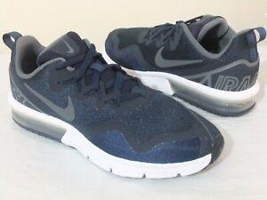Nike Air Max Fury Garçons Chaussures Baskets Taille Uk 5 - 5.5 Aa8126 400-afficher Le Titre D'origine