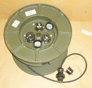 kabeltrommel baustrom verteiler 220 230 volt 20mtr bals