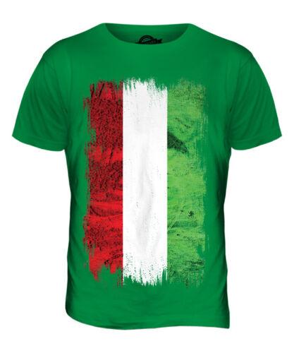 HUNGARY GRUNGE FLAG MENS T-SHIRT TEE TOP MAGYARORSZ?G MAGYAR HUNGARIAN SHIRT