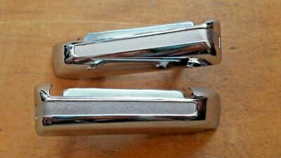 FIT FOR TOYOTA PICKUP 88-97 4RUNNER 90-95 CHROME OUTSIDE DOOR HANDLE 2WD 4WD