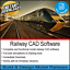 RAILWAY-CAD-SOFTWARE-2019-PRO-BUILD-amp-DESIGN-TRACK-MODELS-HORNBY-OO-GAUGE thumbnail 1