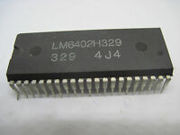 Sanyo Lm6402h329 Integrated Circuit P.