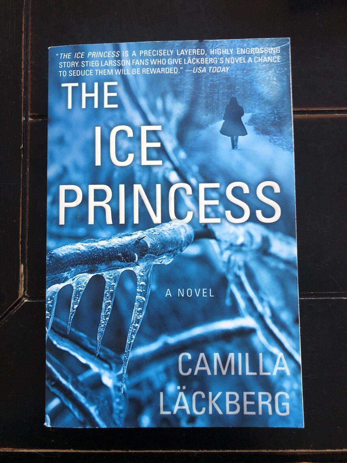 Epub lackberg the ice princess camilla