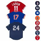 MLB Mitchell  & Ness Authentic Throwback Batting Practice Jersey Collection Men