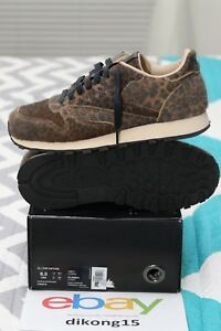 9dc416c6870 Reebok Classic Leather x Head Porter Plus Cheetah (8.5 Mens   10 ...