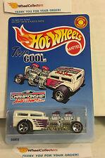 Two Cool White * CHAMPIONSHIP AUTO SHOW * Hot Wheels * E21