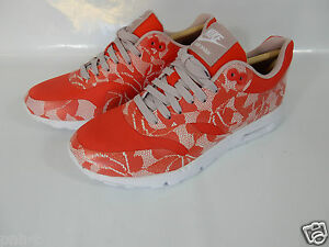 Us donna Air 5 3 36 Scarpe Red 5 Nike 1 Bnib ginnastica 6 da da Uk Eu Max Ultra Y6byfgv7