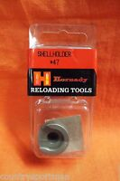 Hornady Reloading Tools Shellholder 47 Item 390603