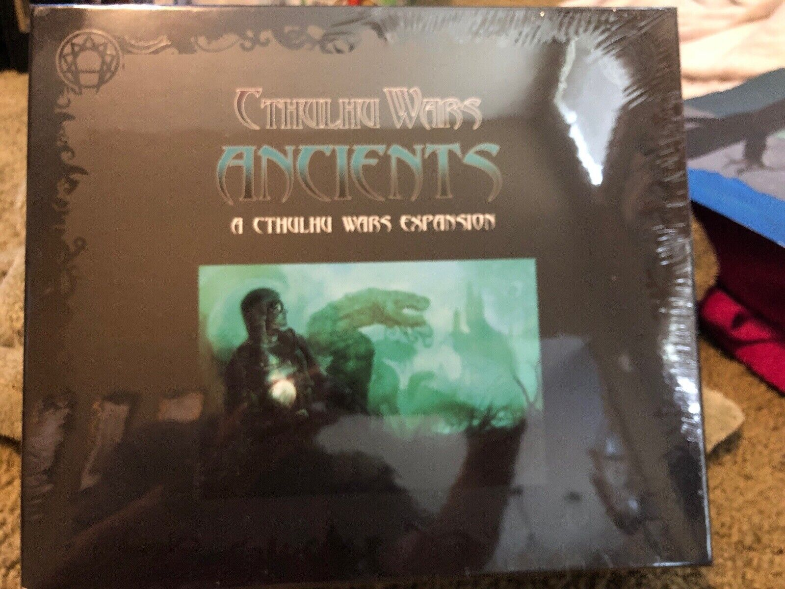 Cthulhu Wars - The Ancients Faction Expansion New Sealed