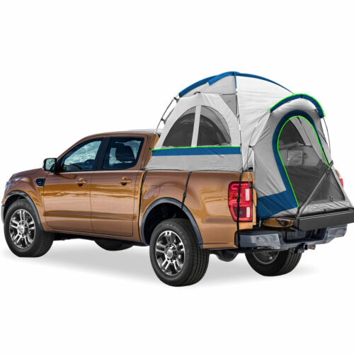 Compact Pickup Truck Tent Outdoor Camping Fits Size Regular Bed Length 6/'-6.1/'