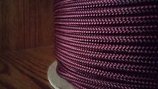 4 mm x 500 ft. Accessory Cord/Rope. Banner/Camp/Utility. 700 #. Burgundy. US