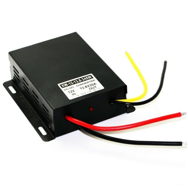 DC-DC Converter 12V Step-up to 19V 4A 76W Boost Notebook Car Motor Power Module