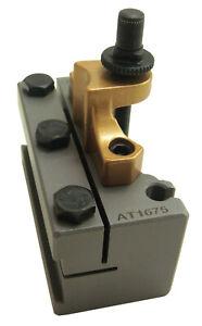 Abstechhalter Schnellwechselhalter Syst. Multifix A AT1675 plus HSS-Stechklinge