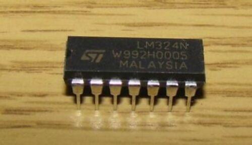 2PCS LM324N