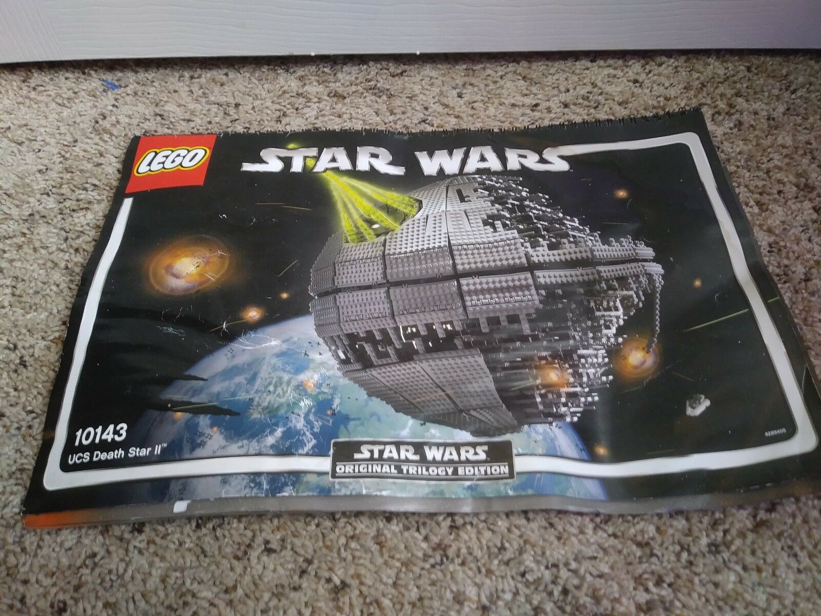 LEGO UCS  10143 Death Star II