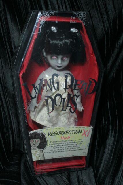 Living Dead Dolls Resurrection Hush Res Series 11 Rat New SDCC LDD sullenToys