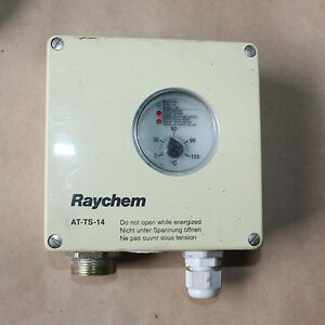 Raychem-AT-TS-14-electronic-thermostat-and-temperature-sensor-heating-trace