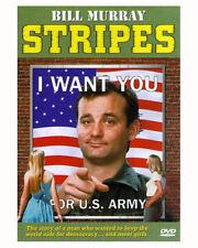 Stripes (DVD, 1998, Closed Caption)
