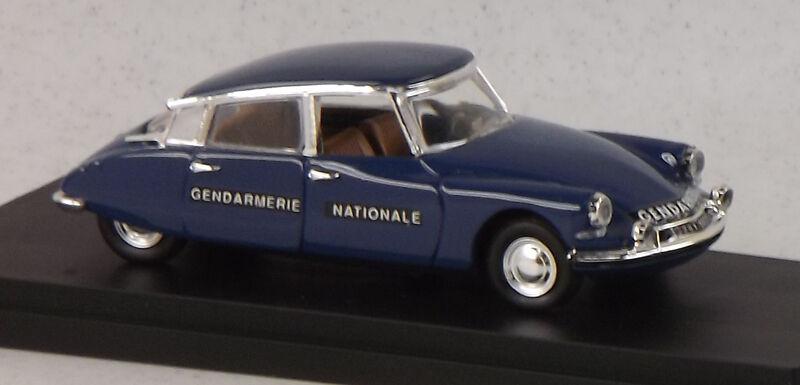RIO 4112 CITROEN DS 19 Gendarmerie 1965