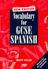 Vocabulary for GCSE Spanish by Geoff Taylor (Paperback, 1996)
