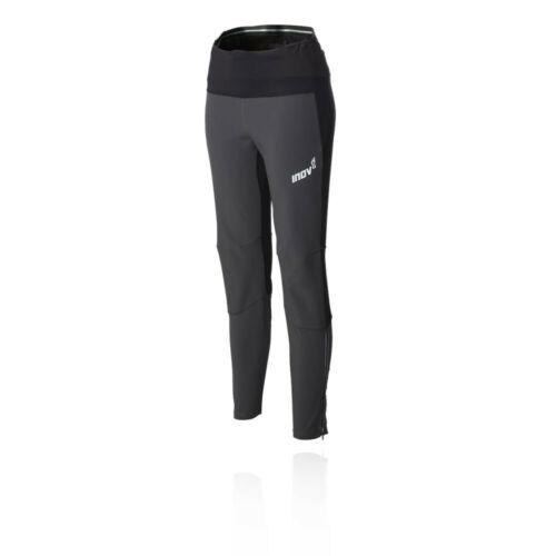 Inov8 Womens Winter Running Tight Black Sports Water Resistant Windproof