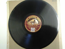 Band Of H.M Coldstream Guards Wedding Of The Rose / Hobomoko 78 rpm HMV