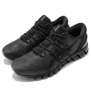 Asics-Gel-Quantum-360-4-Dark-Grey-Black-Men-Running-Shoes-Sneakers-1021A028-020
